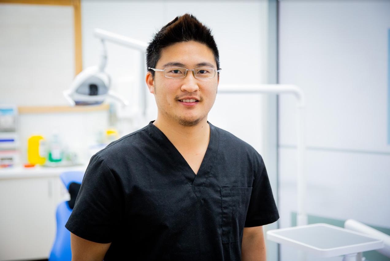 Dr Joel Ang - Dentist